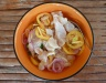 Kinilaw (raw fish salad) � Patrizias favourite dish in the Philippines